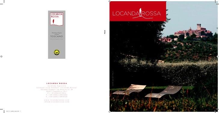 Resort Locanda Rossa Capalbio
