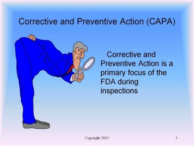 Capa Training Presentation