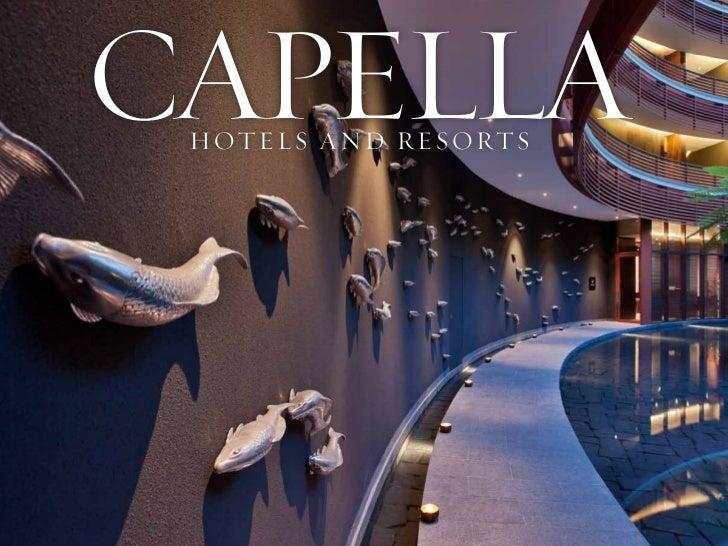 Capella Brochure 2011 Pdf   Adobe Acrobat