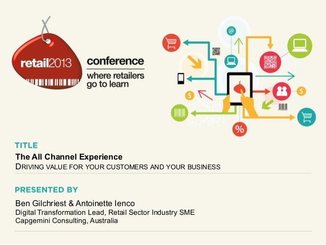 Australian Retail and the Digital Advantage