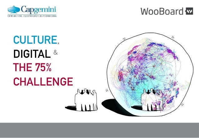 The 75% Challenge - Capgemini and WooBoard