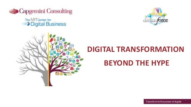 Capgemini Digital Transformation - Beyond the Hype