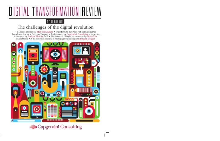 Capgemini Consulting - Digital Transformation