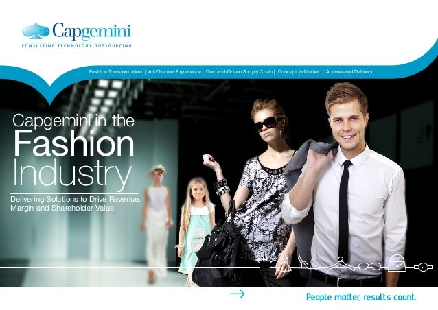 Fashion Transformation | All-Channel Experience | Demand-Driven Supply Chain | Concept to Market | Accelerated Delivery Ca...