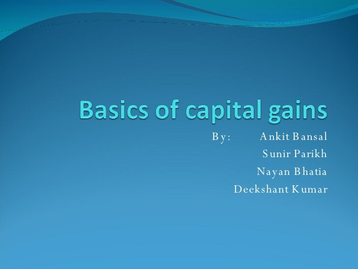 Capital Gains2