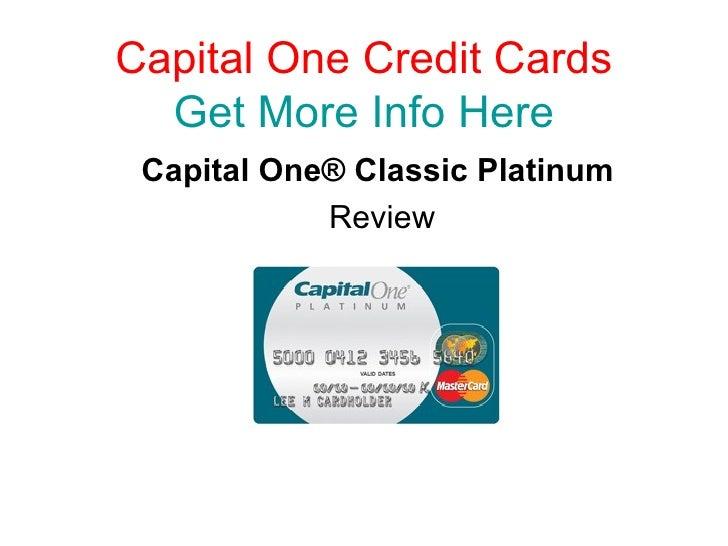 Capital e Classic Platinum