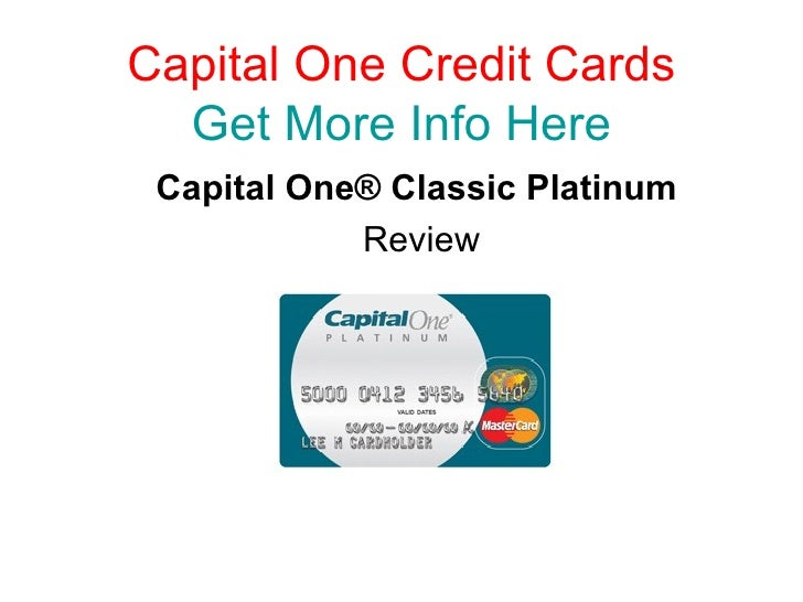 Capital e Credit Cards