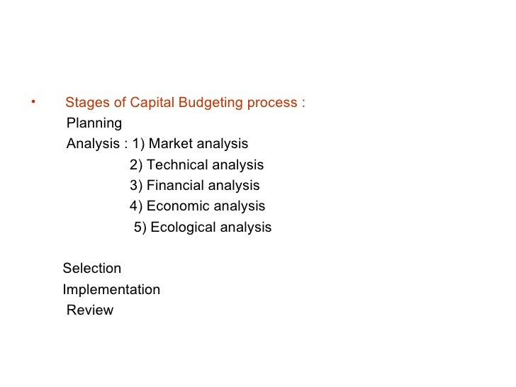 Target corporation case study capital budgeting