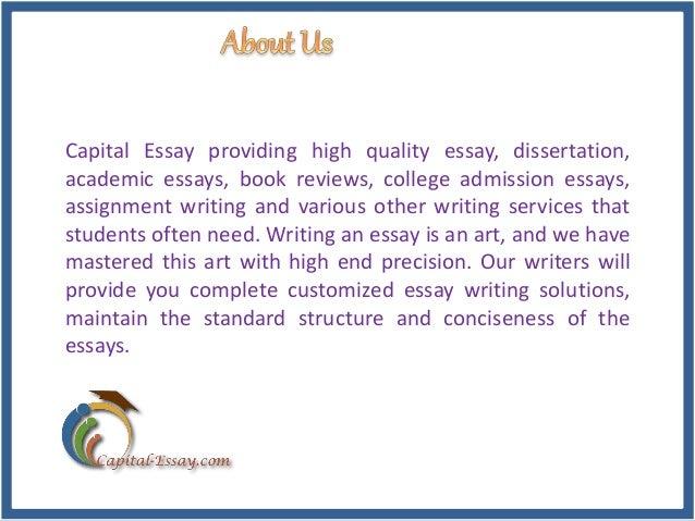 Best custom essay writing site