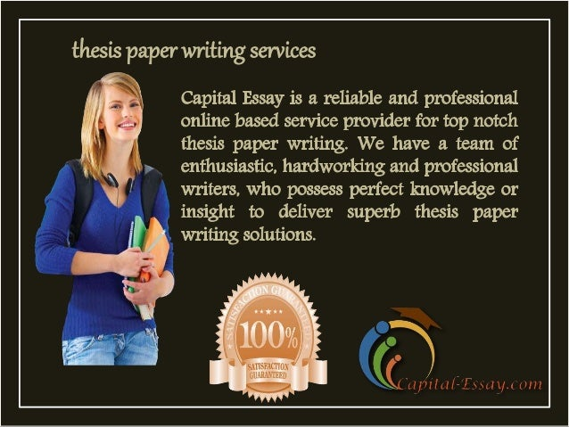 Top Paper Writing Services