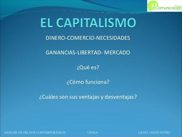 DINERO-COMERCIO-NECESIDADES GANANCIAS-LIBERTAD- MERCADO ¿Qué es? ¿Cómo funciona? ¿Cuáles son sus ventajas y desventajas? A...