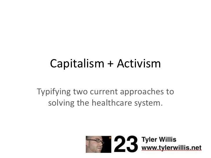 Capitalists And Activists (bilpil2009)