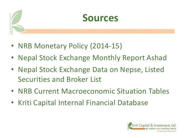 Nepal forex market