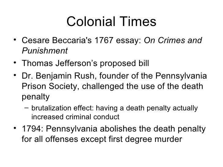 persuasive essay on being against capital punishment