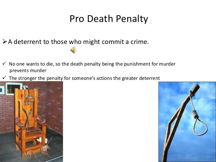 Writing an essay on capital punishment. any facts/tips helpful?