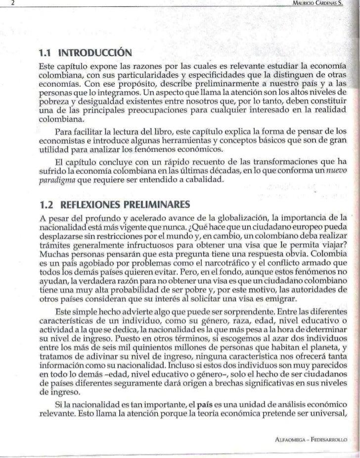 Capitulo 1 Texto Guía Eco Colombiana