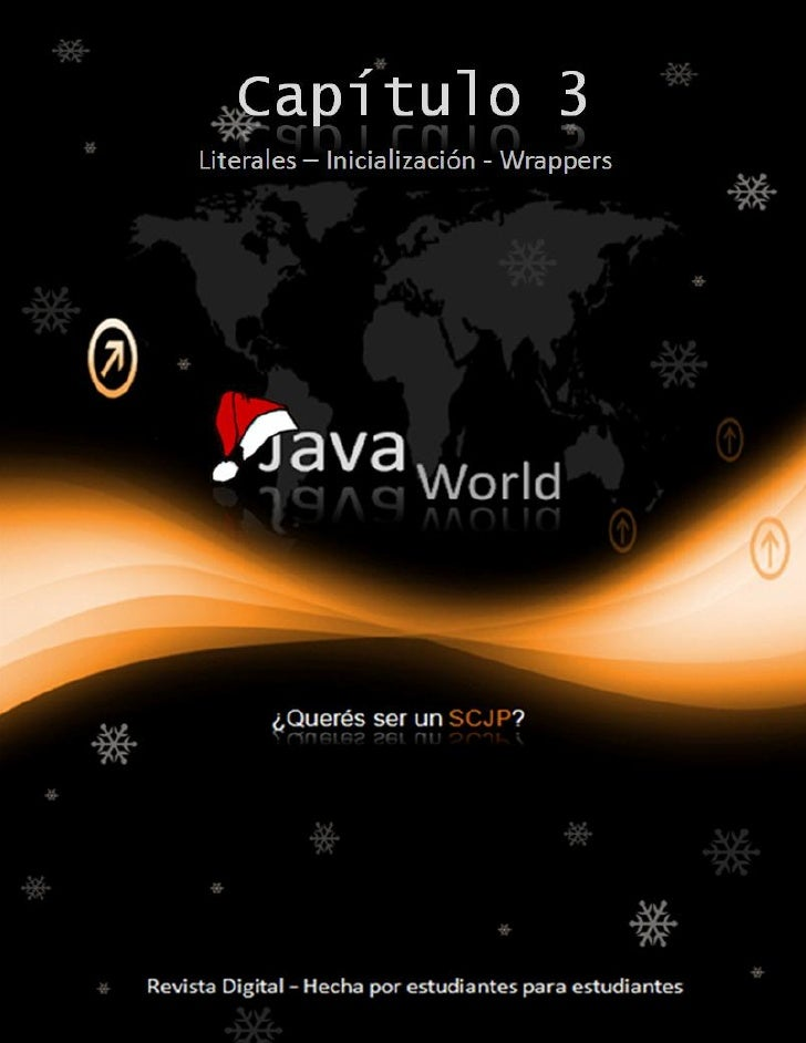 JavaWorld - SCJP - Capitulo 3