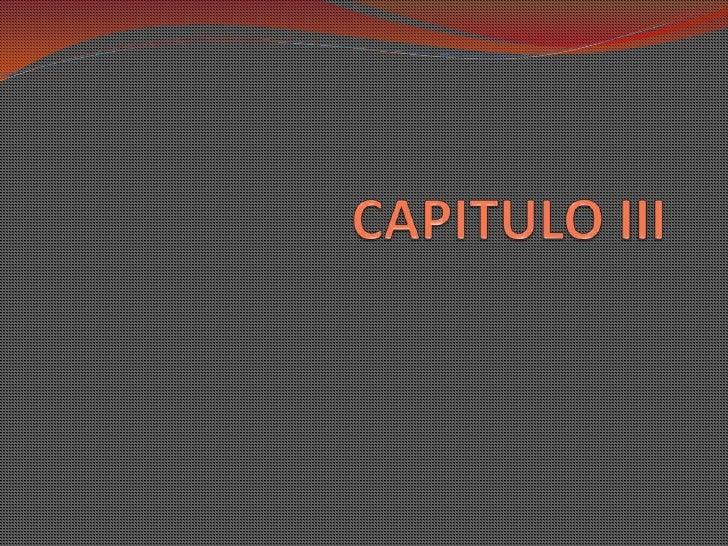Capitulo iii