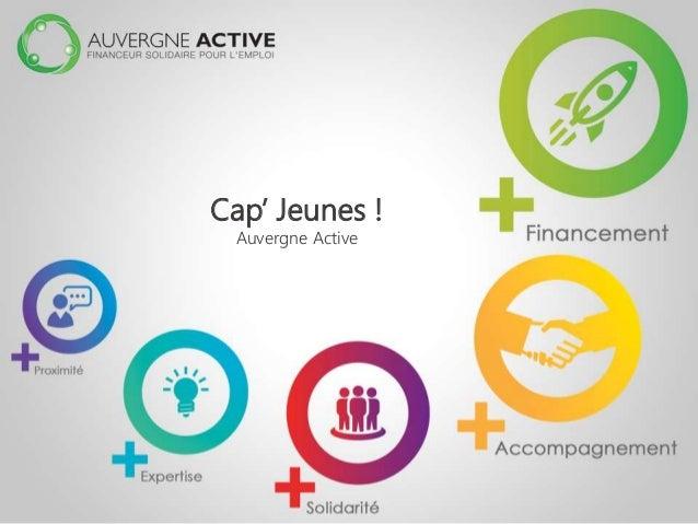 Cap' Jeunes ! Auvergne Active