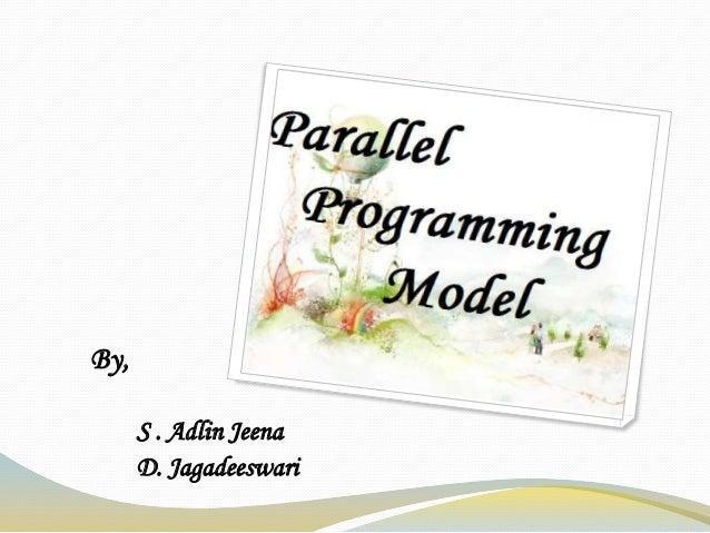 Parallel Programing Model