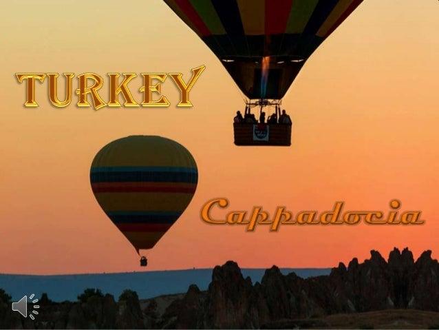 Cappadocia (turkey) (v.m.)