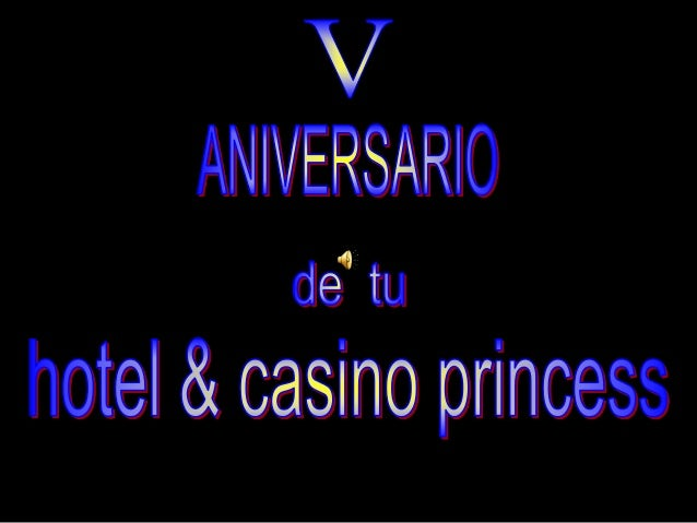 V Aniversario Princess 2013