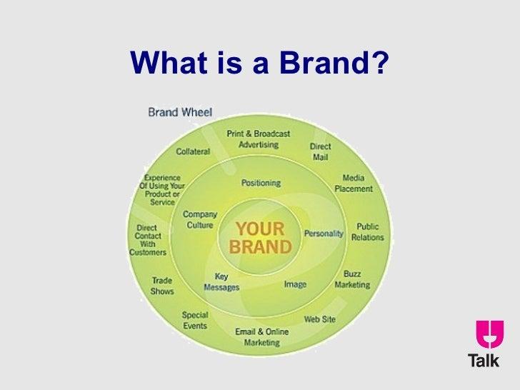 Building A Brand Platform