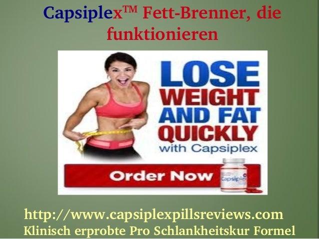 Capsiplex FettBrenner,die                TM          funktionierenhttp://www.capsiplexpillsreviews.comKlinischerpro...