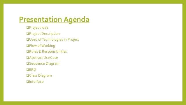 It capstone project ideas