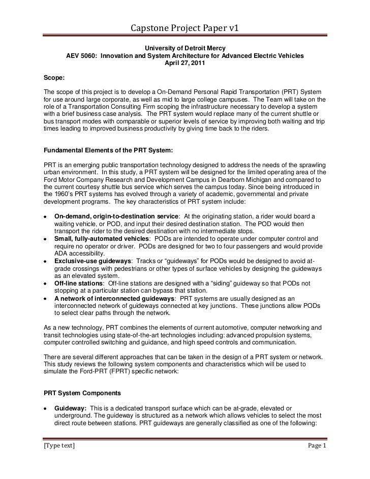 Capstone Project Final Paper V1