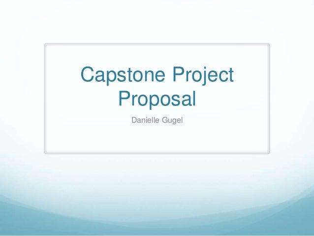 Capstone Project Sample