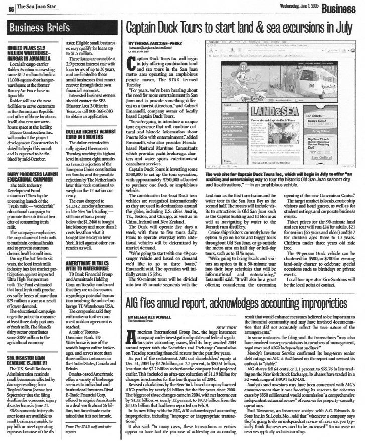 Capt.duck.sju.star.article.6.05.1pg