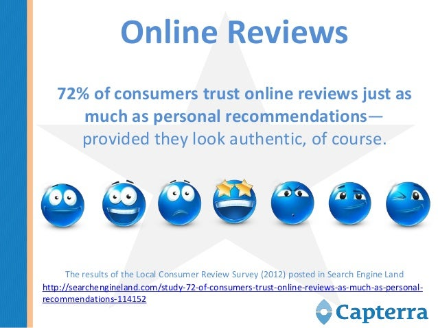 Reviews for