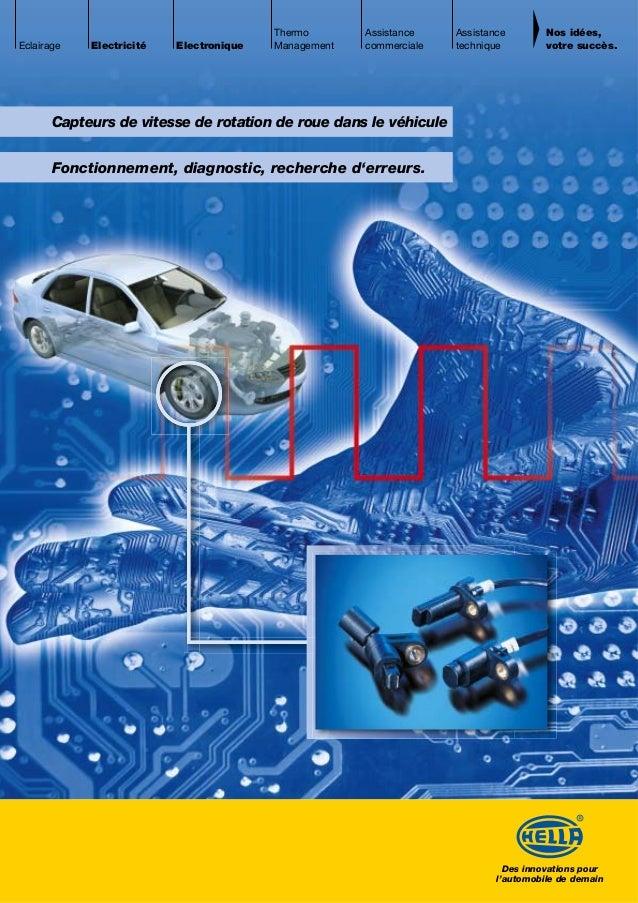 Eclairage  Electricité  Electronique  Thermo Management  Assistance commerciale  Assistance technique  Nos idées, votre su...