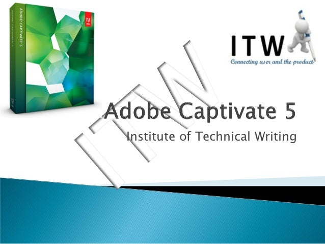 Institute of Technical Writing