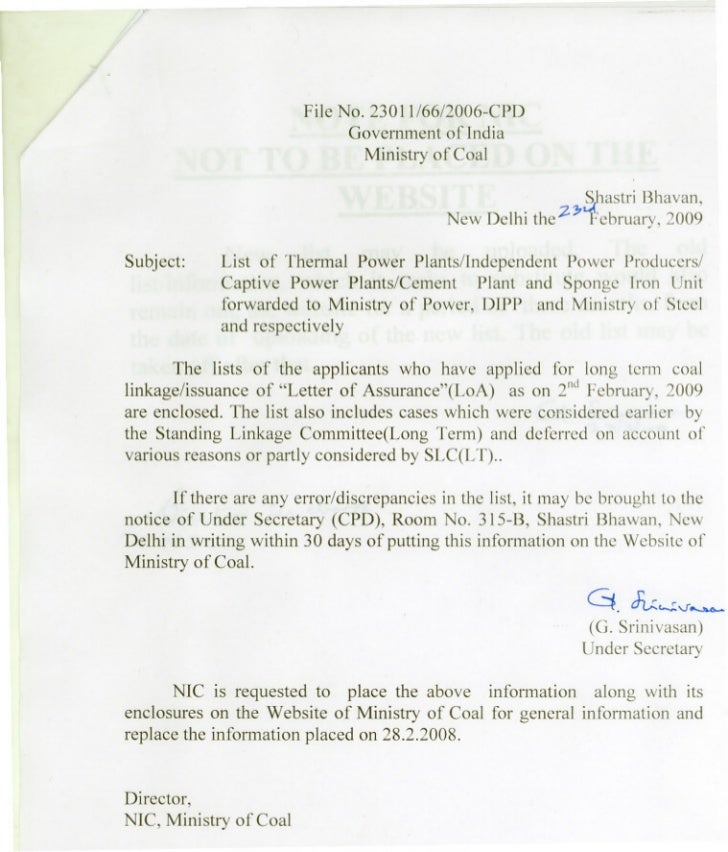 PENDING APPLICATION OF SEBs UPTO 2ND FEBRUARY,2009S.No. Name of TPP and          Location of the Unit               Prefer...