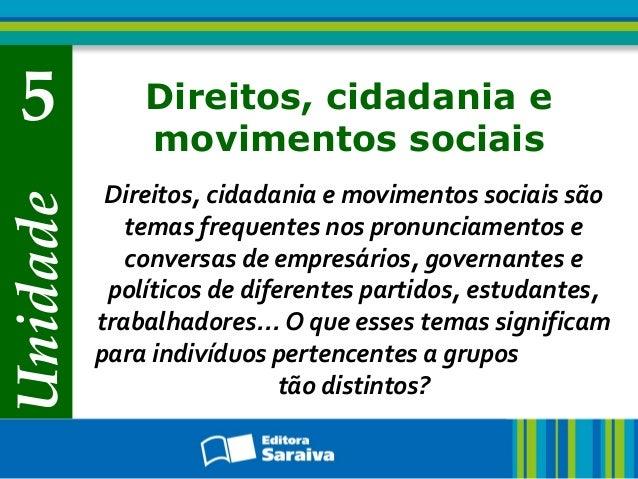 Sociologia Capítulo 12 - poder, política e Estado no Brasil