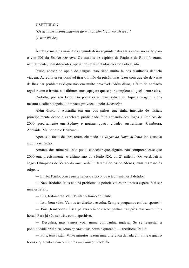 Capítulo 7 aleascript