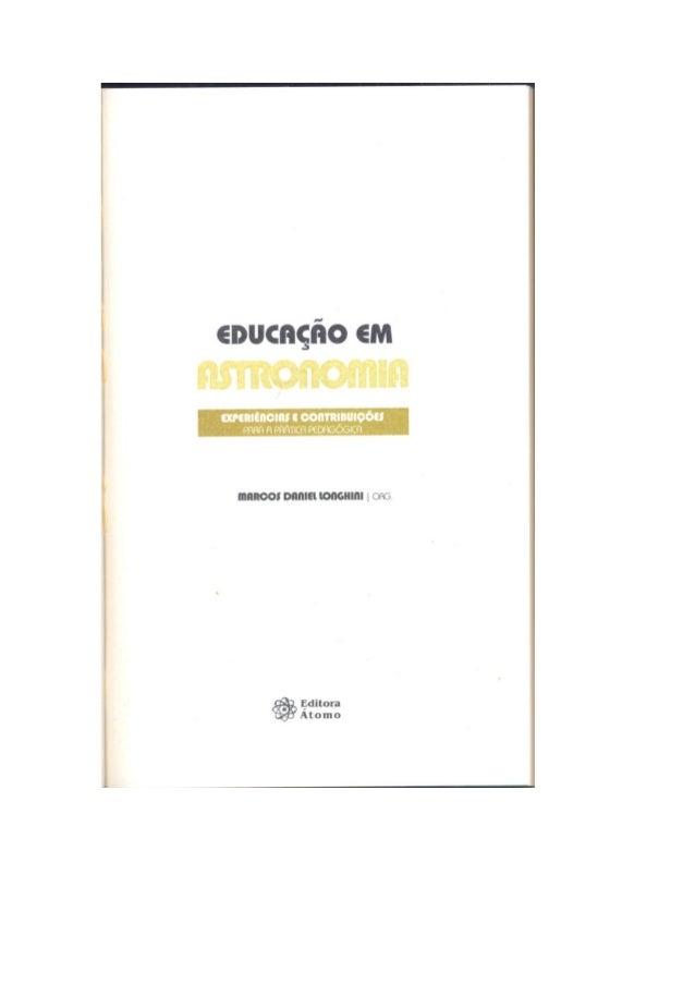 Capítulo (livro estações do ano)