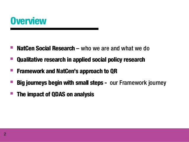 Framework Research Paper Research  Framework And