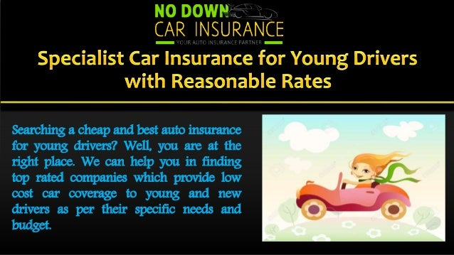 Innovative Best Car Insurance Policy For Young Drivers