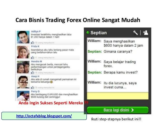 Cara trade news forex