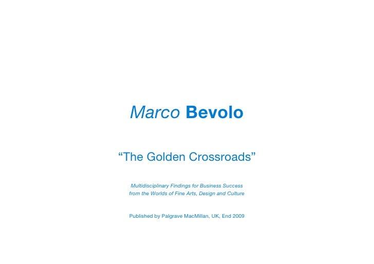 The Golden Crossroads