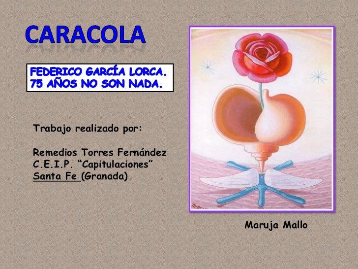 Caracola