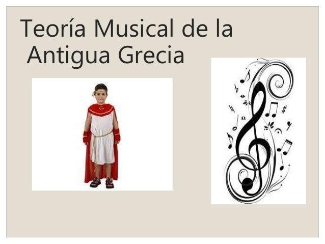 Teoría Musical de la Antigua Grecia