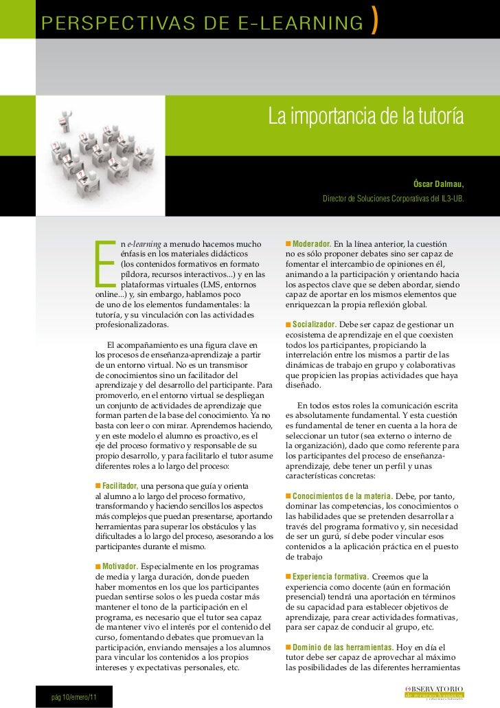 PERSPECTIVAS DE E-LEARNING                                                                        )                       ...