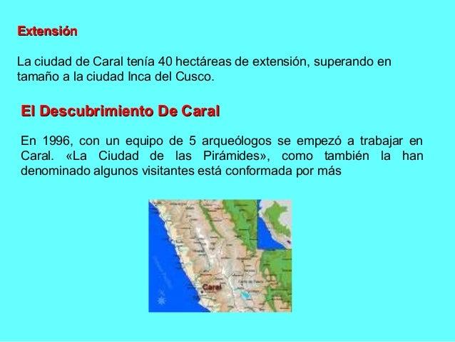CULTURA CARAL
