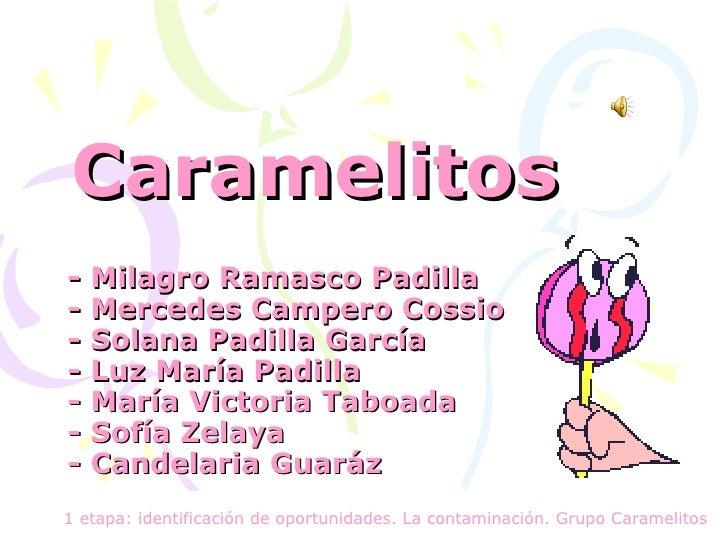 Caramelitos 9 C