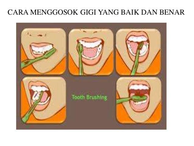Cara Sikat Gigi Yang Benar Cara Menggosok Gigi Yang Baik