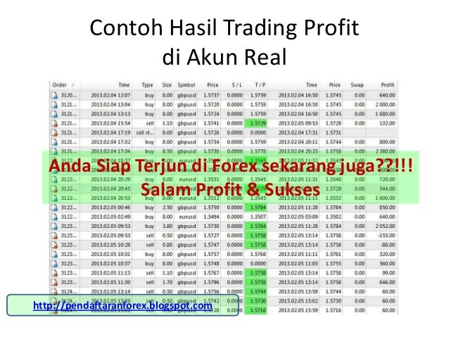 Demo trading forex indonesia
